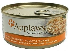 Applaws Cat Chicken And Cheese 24x156g