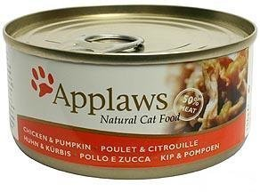 Applaws Cat Chicken And Pumpkin 24x156g