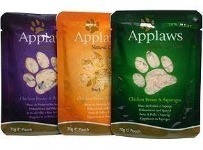 Applaws Cat Pouches Chicken Multimix 12x70g