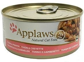 Applaws Cat Tuna And Prawn 24x156g