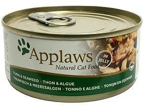 Applaws Cat Tuna And Seaweed 24x156g
