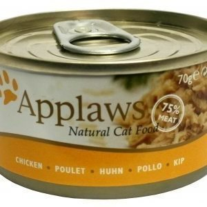 Applaws Cat Wet Chicken 24x70 Gram