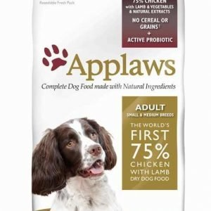 Applaws Dog Adult Chicken & Lamb 2kg