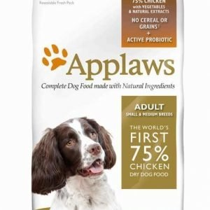 Applaws Dog Adult Chicken Small & Medium 2kg