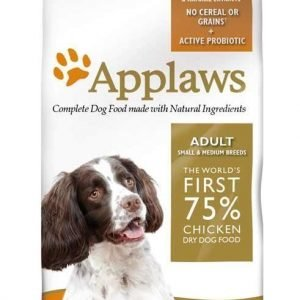 Applaws Dog Adult Chicken Small & Medium 7