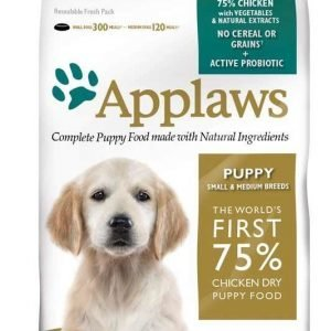 Applaws Dog Puppy Chicken Small & Medium 7