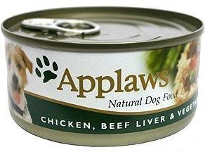 Applaws Dog Wet Chicken & Beef 16x156 Gram