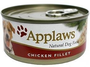Applaws Dog Wet Chicken & Rice 16x156 Gram