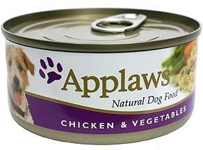 Applaws Dog Wet Chicken & Vegetables 16x156 Gram