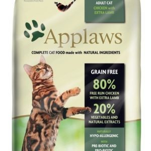 Applaws Katt Adult Chicken & Lamb 7
