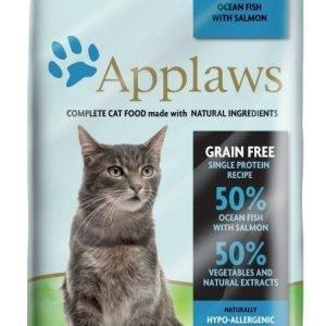 Applaws Katt Adult Fish & Salmon 1