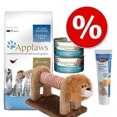 Applaws Kitten -kissanpentupaketti: 9 tuotetta - Applaws-pentupaketti