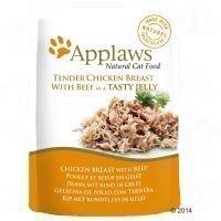 Applaws Pouch in Jelly 6 x 70 g - tonnikala & makrilli