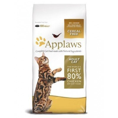 Applaws Utgående Applaws Cat Adult Chicken 400 Gram