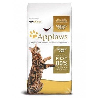 Applaws Utgående Applaws Cat Adult Chicken 400 Gram