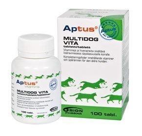 Aptus Multidog Vita Tabletit 100 Kpl