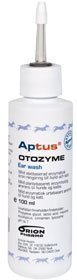 Aptus Otozyme Ear Wash 100ml