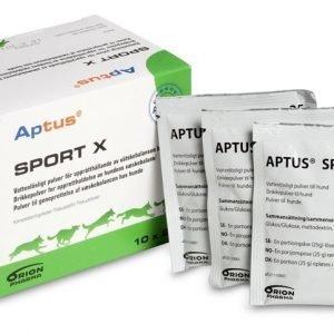Aptus Sport X Jauhe 10x25 G