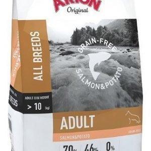 Arion Grain Free Salmon & Potato 12 Kg