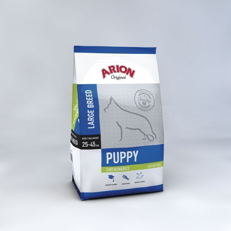 Arion Puppy Large Chicken & Rice 12 Kg