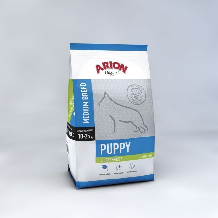 Arion Puppy Medium Chicken & Rice 3 Kg
