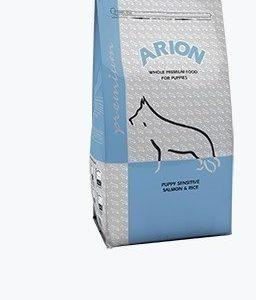 Arion Puppy Medium Salmon & Rice 12 Kg