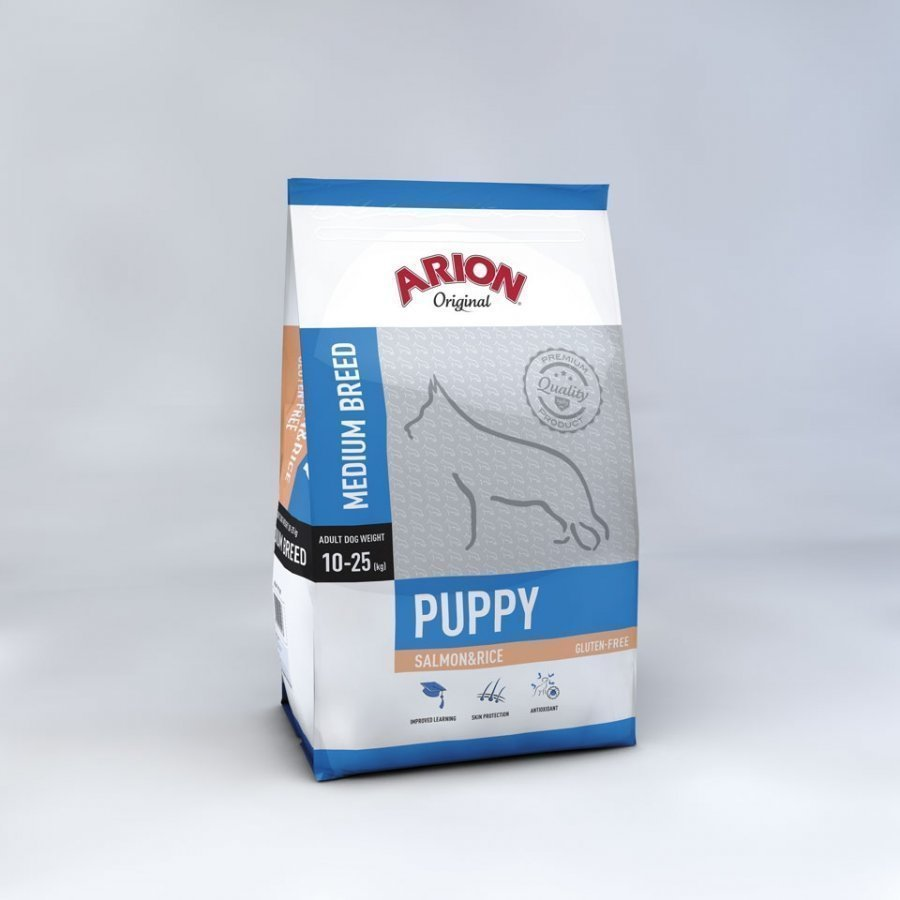 Arion Puppy Medium Salmon & Rice 3 Kg