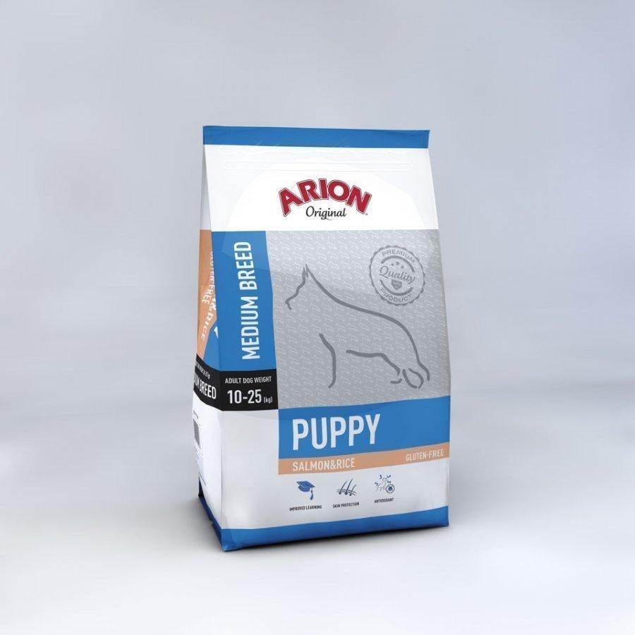 Arion Puppy Medium Salmon & Rice 3 Kg