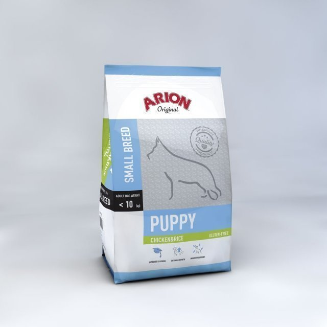 Arion Puppy Small Chicken & Rice 7