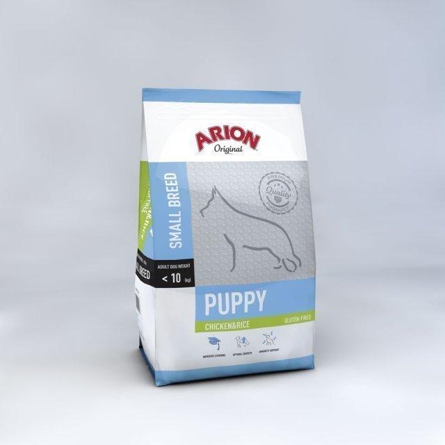 Arion Puppy Small Chicken & Rice 7
