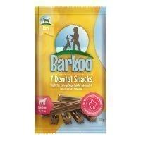 Barkoo Dental Snacks - keskikokoisille koirille (7 kpl)