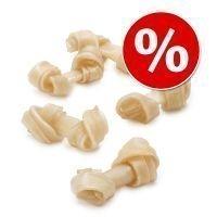Barkoo-säästöpakkaus: solmitut puruluut - 24 kpl à 30 g / 11 cm