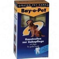 Bay-o-pet Dental Care -puruliuskat suurille koirille - 140 g