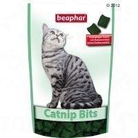 Beaphar Catnip-Bits - säästöpakkaus: 3 x 150 g