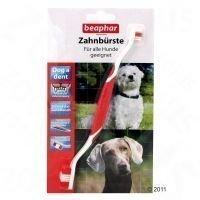 Beaphar Dog-A-Dent -hammasharja - 3 kpl