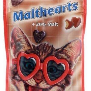 Beaphar Kissanherkku Malt Hearts Beaphar 150 St