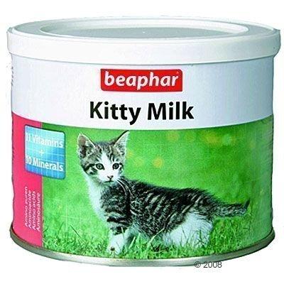 Beaphar Kitty-Milk 200 g - säästöpakkaus: 3 x 200 g