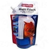 Beaphar Multi Fresh - säästöpakkaus: 3 x 400 g
