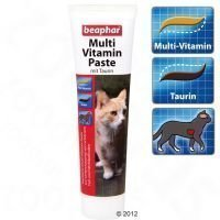Beaphar Multi-Vitamin Paste with Taurine - 250 g