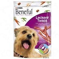 Beneful Twists - säästöpakkaus: 3 x 175 g