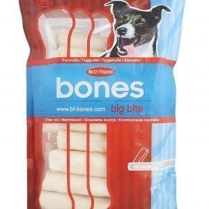 Best Friend Bones 12 Cm Pururulla Vaalea 18 Kpl