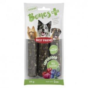 Best Friend Bones Bf Bones Superfood Rouhepatukka+Marjat 84 G