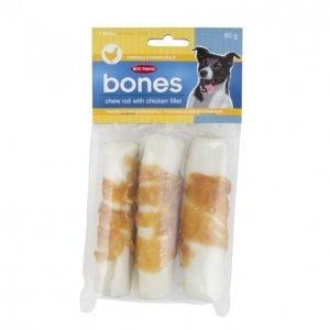 Best Friend Bones Pururulla 10 Cm 3 Kpl 80 G Kanafile