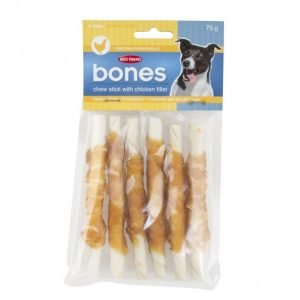 Best Friend Bones Purutikku 12 Cm 6 Kpl 75 G Kanafile