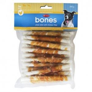 Best Friend Bones Purutikku 12cm 25kpl 260g Bones Kanafile