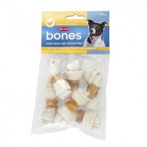 Best Friend Bones Solmuluu 6 Cm 6 Kpl 100 G Kanafile