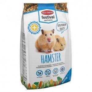 Best Friend Hamsterin Täysravinto 800g