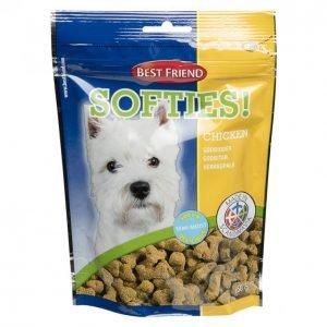 Best Friend Koiran Herkkupala 150 G Softies Kana