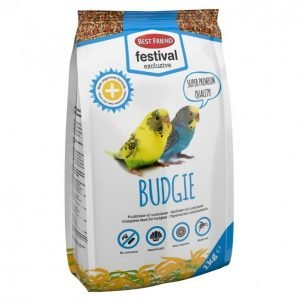 Best Friend Undulaatin Ruoka 1kg Exclusive Budgie