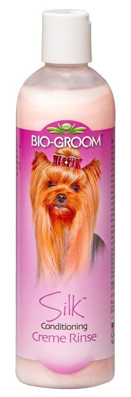 Bio-Groom Silk Creme Rinse 355 Ml
